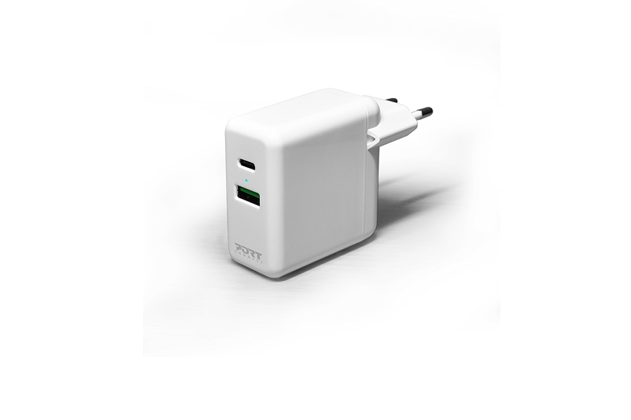 Port Connect Power Supply USB-C 30W
