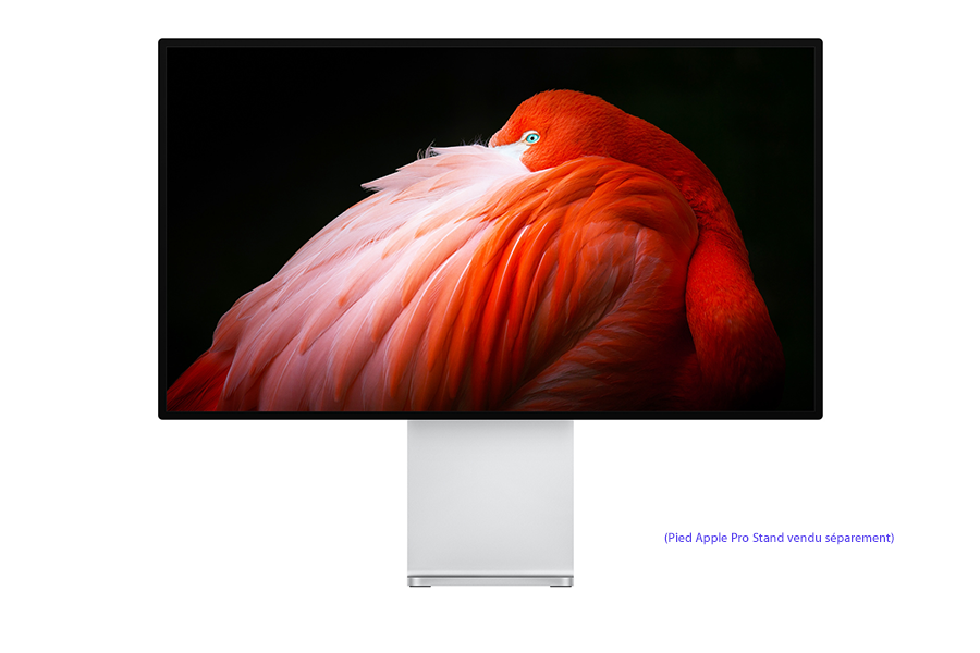 Apple moniteur 32'' Pro Display XDR verre standard