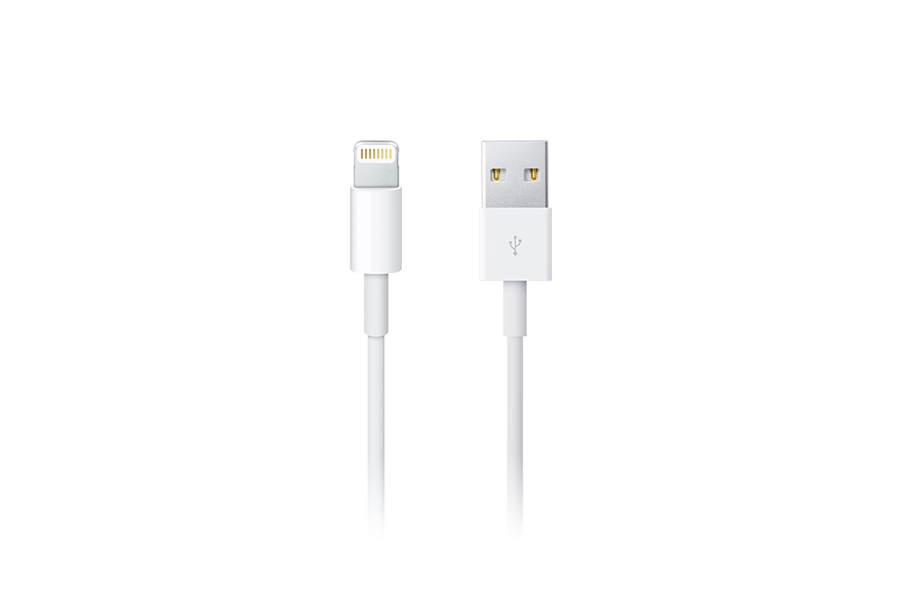 Apple câble Lightning vers USB 1 m