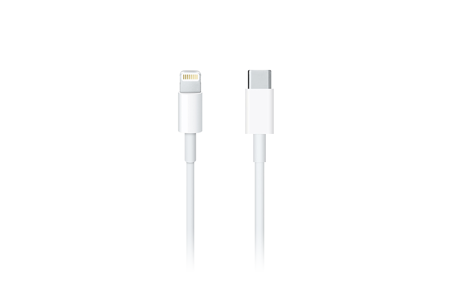 Apple câble Lightning vers USB-C 1 m