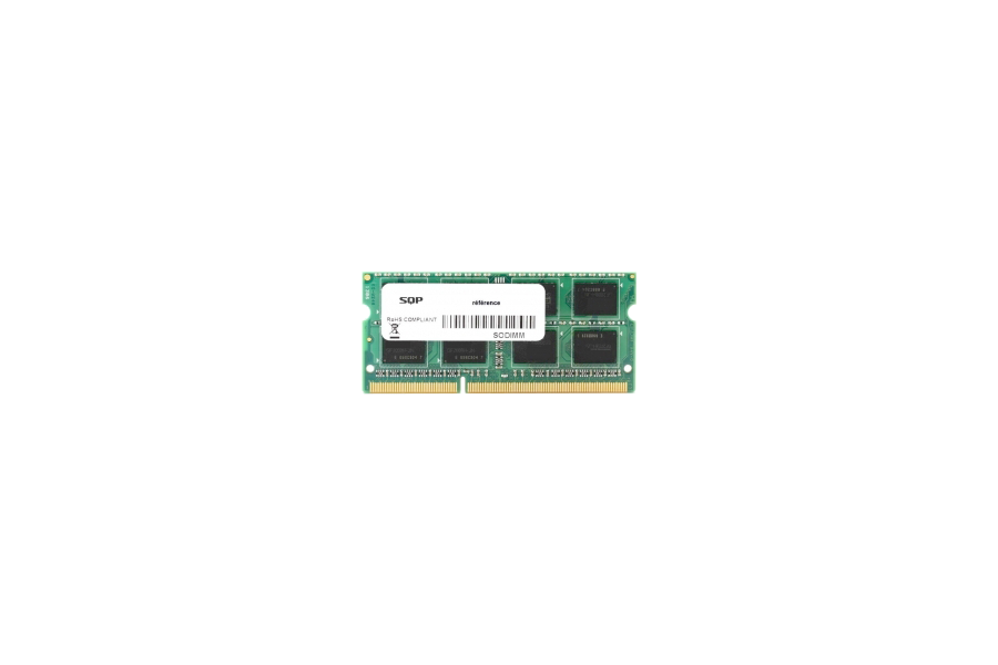 Carte 8 Go SDRAM DDR4 à 2 666 MHz So-DIMM